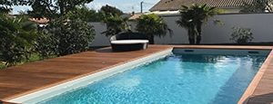 Pools No Stress pool construction in Vaux-sur-mer, Royan, La Palmyre