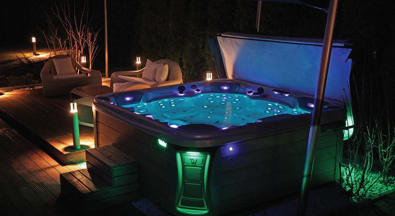 Piscines No Stress propose dans quelques jours la vente et l'installation de spas haut de gamme.