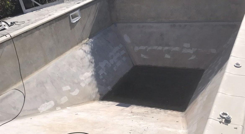 Rénovation piscine autour de Royan