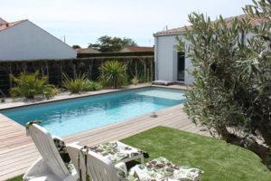 Entretien piscine à Vaux sur mer, royan, Oléron