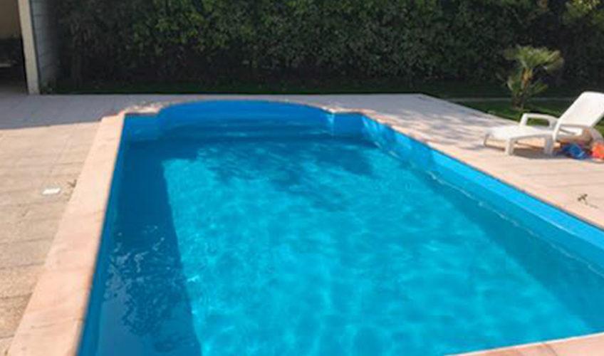Piscines No Stress a redonné vie à une piscine à Royan
